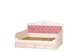 Модуль №550 Детская кровать 1-спальная с ящиками Алиса