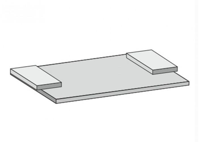 Полка для вытяжки Кантри 600Д