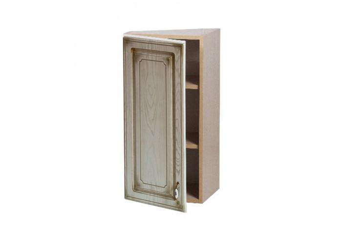 Шкаф угловой скошенный 300 (h=720) Анжелика ШКН 300УСФ