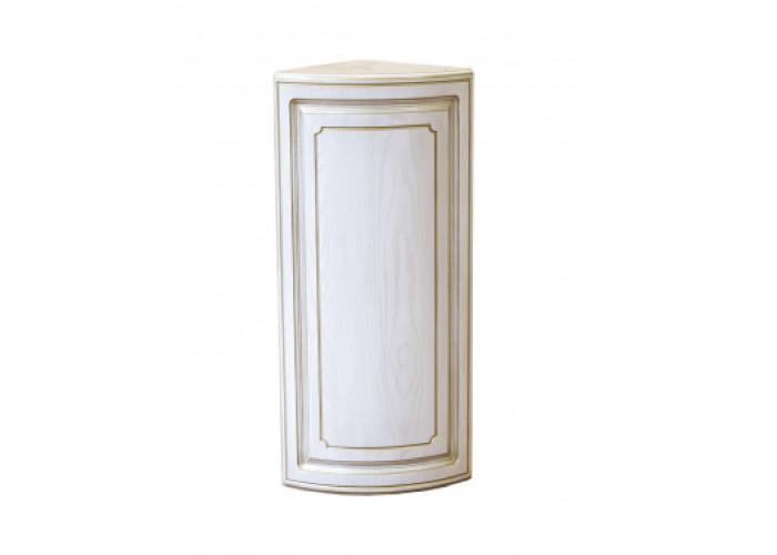 Шкаф угловой с радиусным фасадом (h=920) Анжелика ШКН 320У
