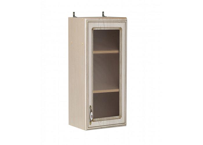 Шкаф-витрина 350 (h=720) Анжелика ШКН 350В