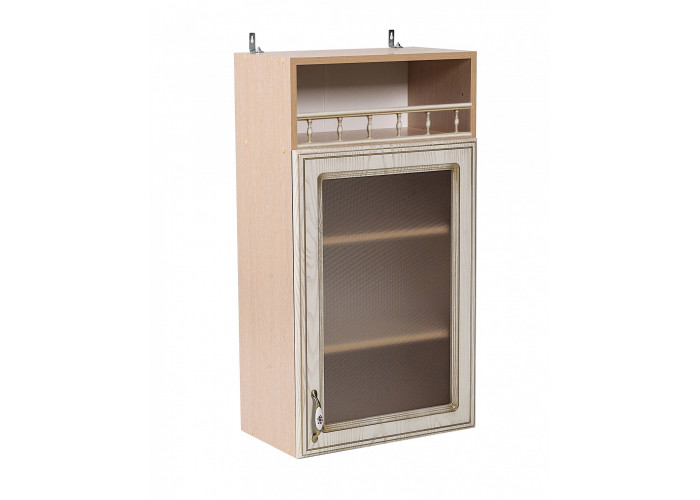 Шкаф-витрина 450 (h=920) Анжелика ШКН 450ПВ