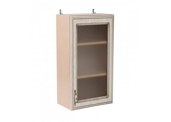 Шкаф-витрина 450 (h=720) Анжелика ШКН 450В