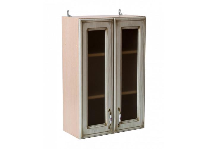 Шкаф-витрина 600 (h=720) Анжелика ШКН 600В