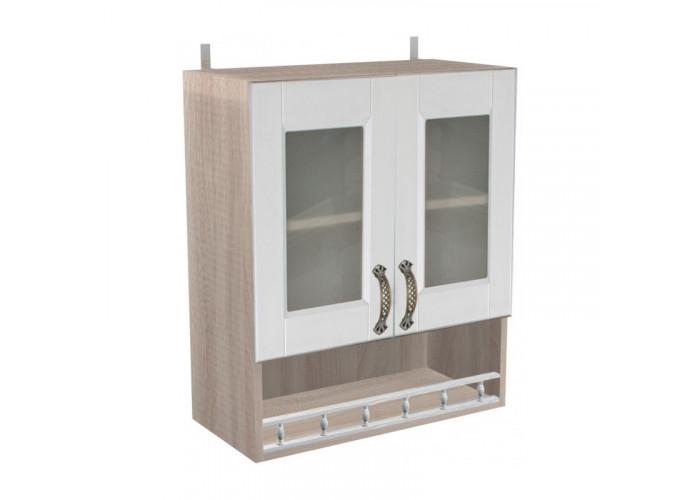 Шкаф с витриной Лофт ШКН 600ПВ