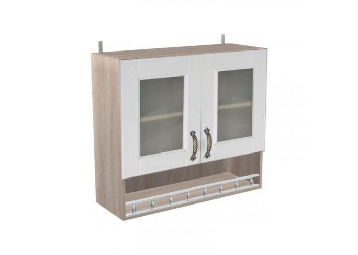 Шкаф с витриной Лофт ШКН 800ПВ