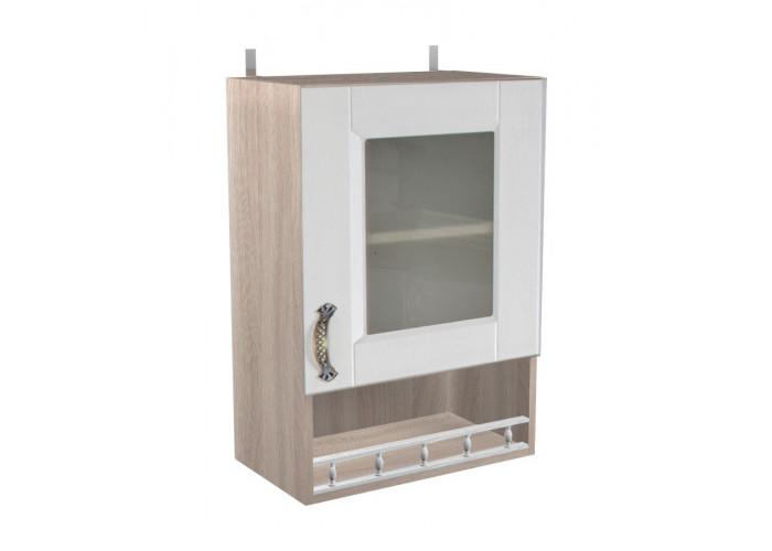 Шкаф с витриной Лофт ШКН 500ПВ