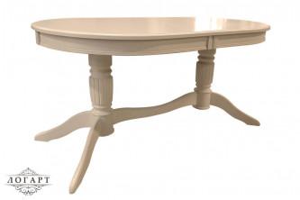 Стол для гостиной овальный Зубр-1