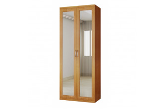 Модуль 4М/зер Шкаф для одежды с зеркалом Модена
