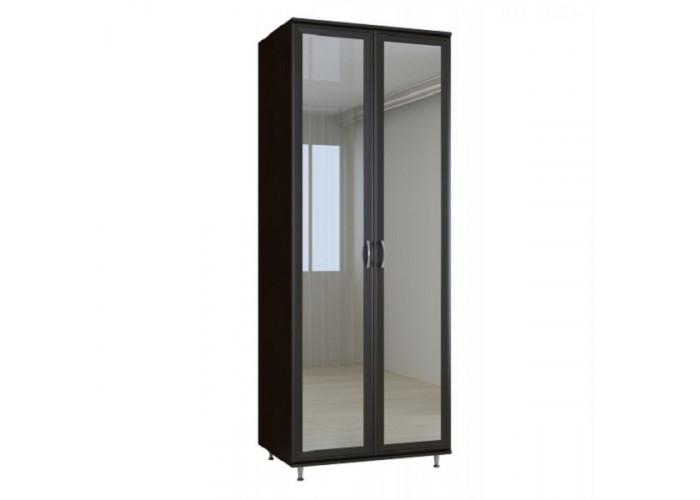 Модуль СТ1/з Шкаф для одежды и белья с зеркалом Стрим