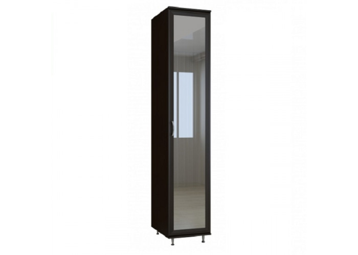 Модуль СТ2/з Шкаф для белья с зеркалом Стрим