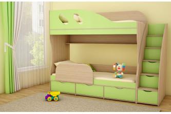 """Подростковая кровать """"Детка"""" (правая и левая)"""