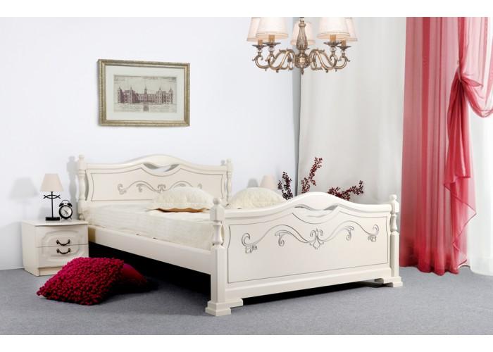 Кровать Людмила-16 (1400x2000)