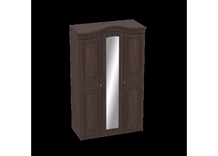 Шкаф 3х дверный Николь Акация