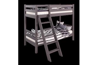 Двухъярусная кровать Соня 10 с наклонной лестницей