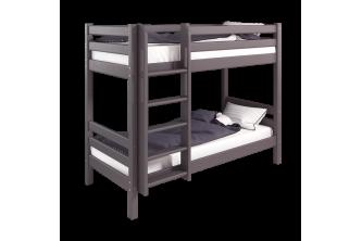 Двухъярусная кровать Соня 9 с прямой лестницей