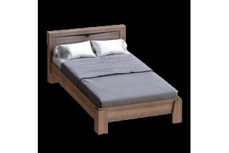Соренто кровать 1200 (с ортопедическим основанием)