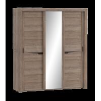 Шкаф-купе 3-х дверный Соренто