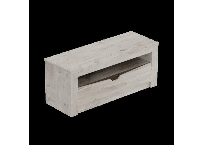 Тумба под ТВ с ящиком Соренто Дуб бонифаций