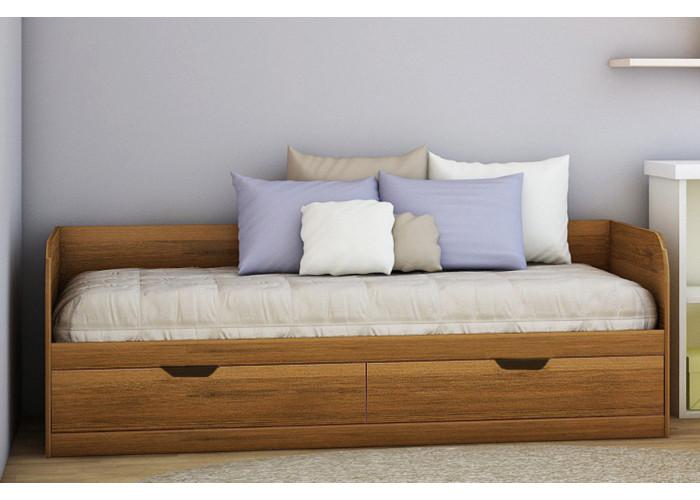 Подростковая кровать Денди орех гварнери