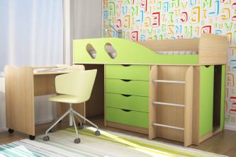 """Подростковая кровать """"Ученик"""" (универсальная)"""