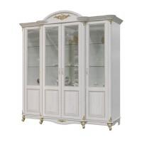 Шкаф 4-х дверный Да Винчи ГД-05