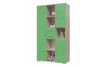 Шкаф комбинированный с ящиками Индиго И-12