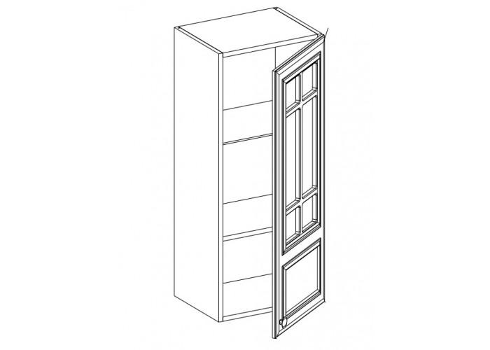 Шкаф навесной ШСТ-40 Бьянка