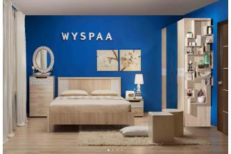 """Спальня """"Wyspaa"""""""