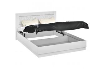 Двуспальная кровать с подъемным механизмом Амели  СМ-193.01.002