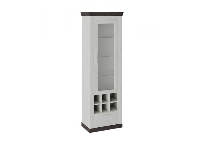 Шкаф для посуды Поланд 1 винтенберг/венге