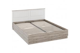 Двуспальная кровать с подъемным механизмом Прованс СМ-223.01.002