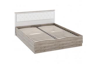 Кровать с мягкой спинкой с подъемным механизмом Прованс СМ-223.01.006