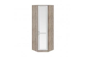 Шкаф угловой с 1-ой зеркальной дверью правый Прованс СМ-223.07.027R