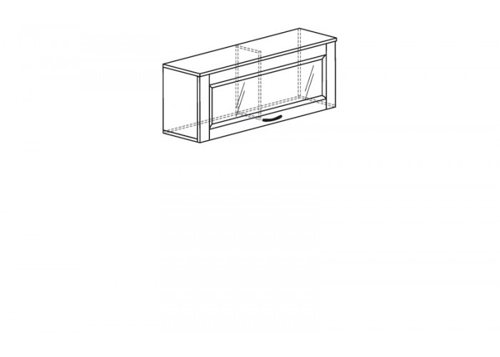 ЙО-14.2-ШК Шкаф навесной Йорк