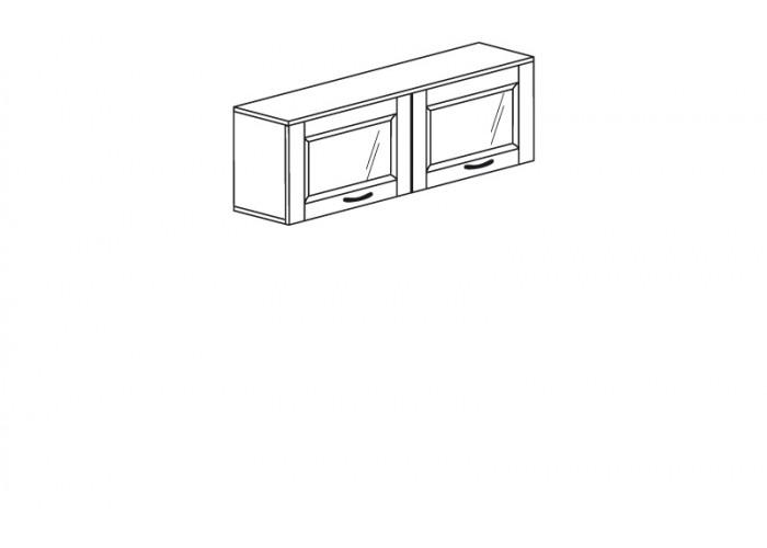 ЙО-27.0-ШН Шкаф навесной Йорк