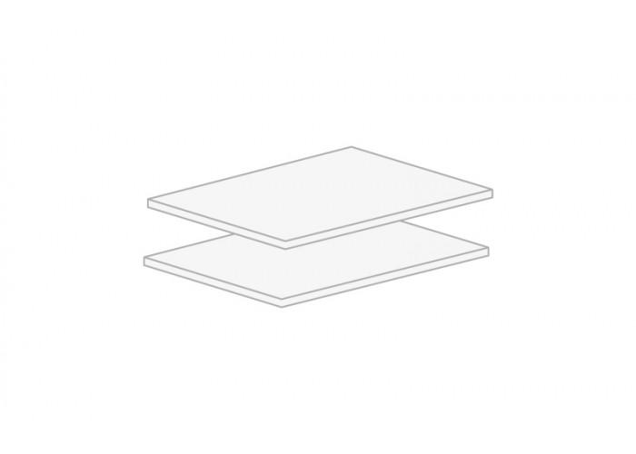 ЙО-06-ПС Полки к многоцелевому шкафу (стекло) Йорк