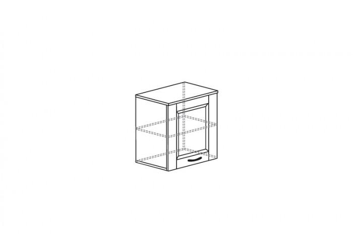ЙО-13.2-ШК Шкаф навесной малый Йорк