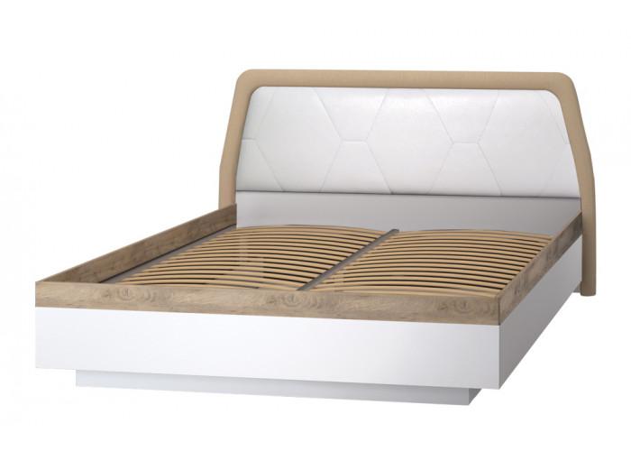 Модуль №78 Кровать *1800 Дели Белый супермат