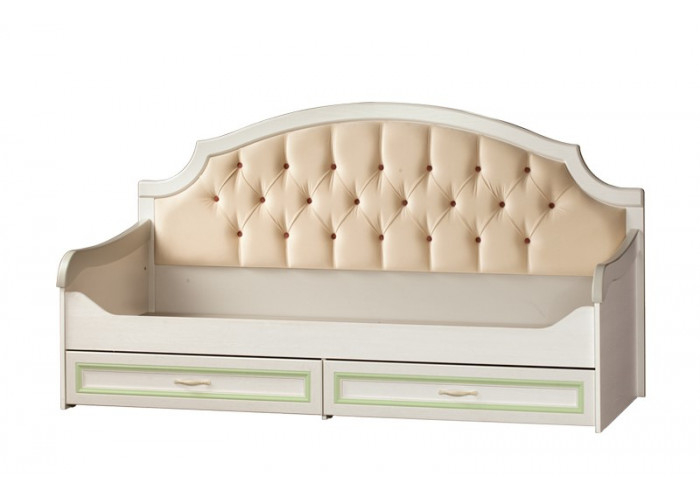 Модуль №915 Кровать с ящиками Флора