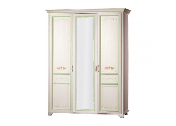 Модуль №900 Шкаф 3-дверный Флора