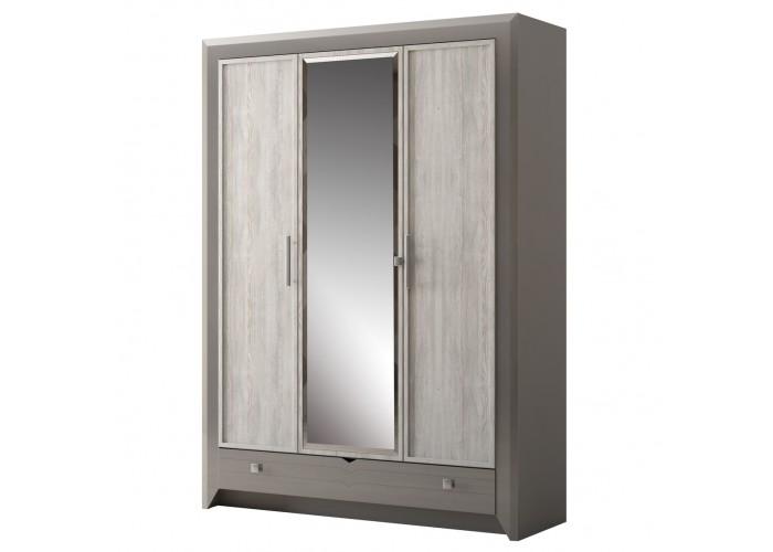 Модуль №150 Шкаф 3-дверный Фьорд