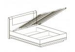 Модуль №894 Кровать 1600 с подъемным механизмом Гранж