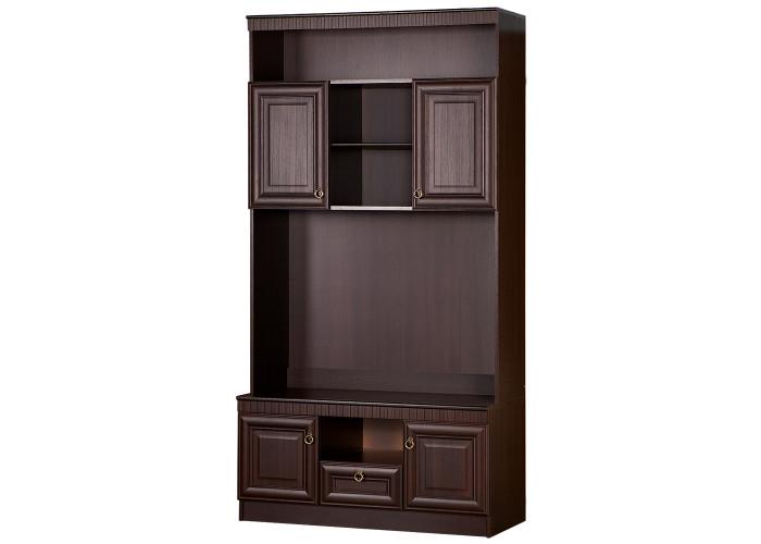 Шкаф многоцелевой Инна №610 Денвер темный