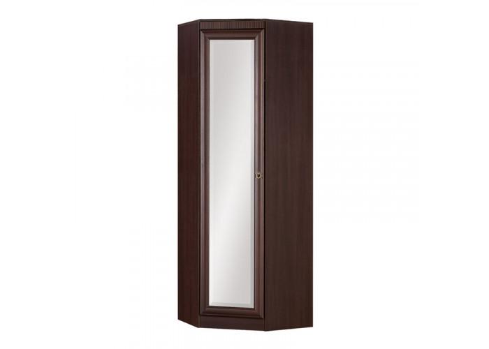 Шкаф угловой Инна №606 Денвер темный