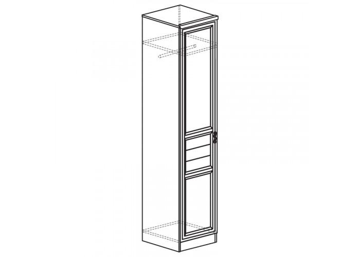Шкаф для одежды 1-дверный Лира №41