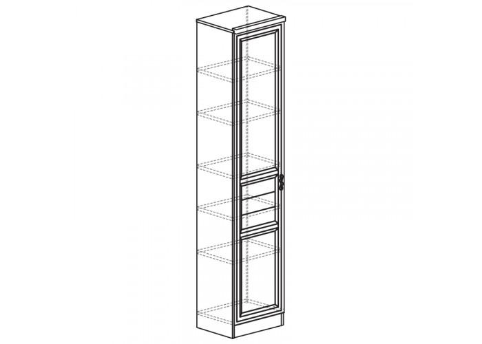 Шкаф многоцелевой Лира №43