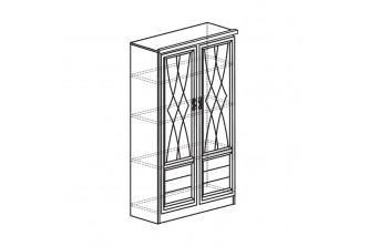 Шкаф многоцелевой Лира №44