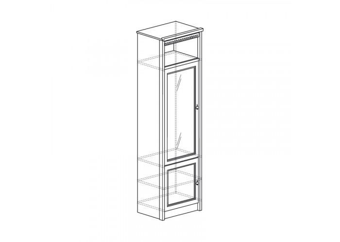 Модуль №185 Шкаф для посуды Лючия