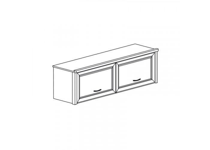 Модуль №669 Шкаф навесной Флоренция